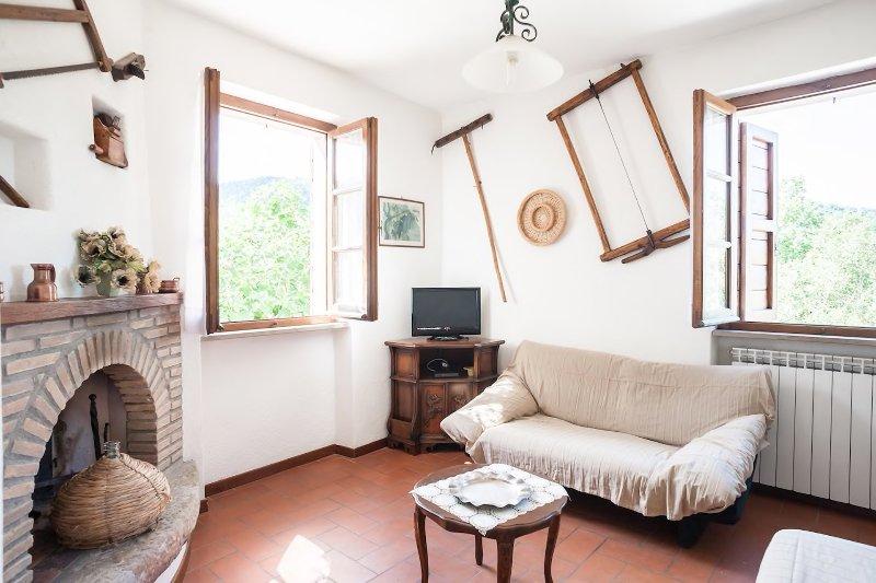 Elsa - Agriturismo Marilena la Casella, vacation rental in Lisciano Niccone