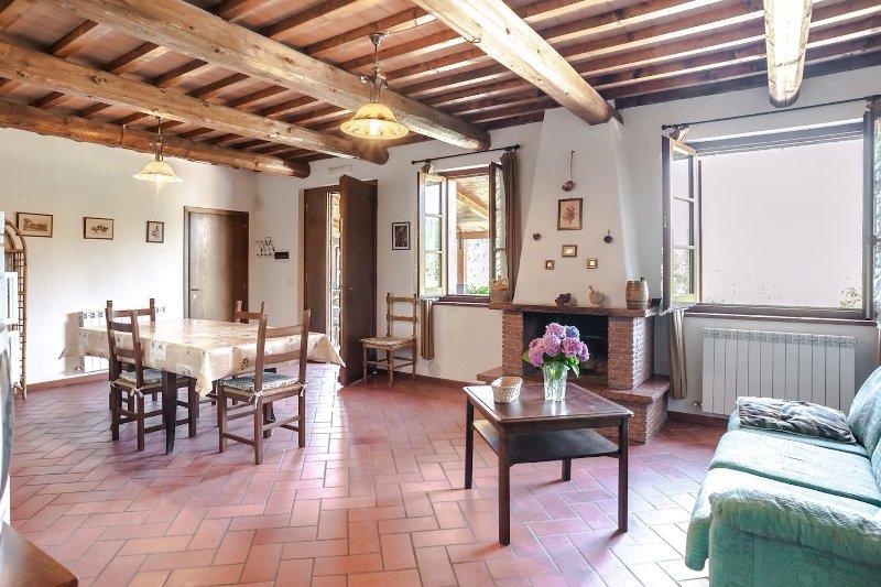 Luna - Agriturismo Marilena la Casella, vacation rental in Lisciano Niccone