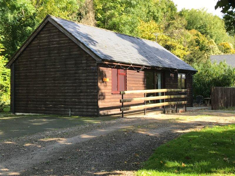 Ivy Lodge, casa vacanza a Llandrinio