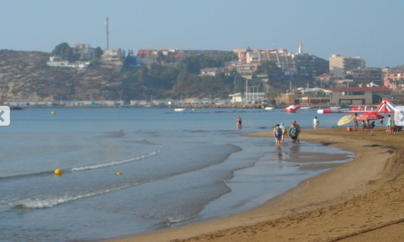 molte spiagge da esplorare lungo la costa