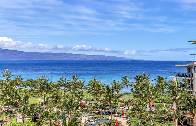 One of the finest two bedroom suites available at Honua Kai