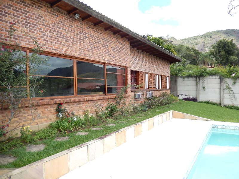Isolamento c/qualidade/natureza s/barreira p/famílias c/crianças +piscina+quadra, location de vacances à Araras