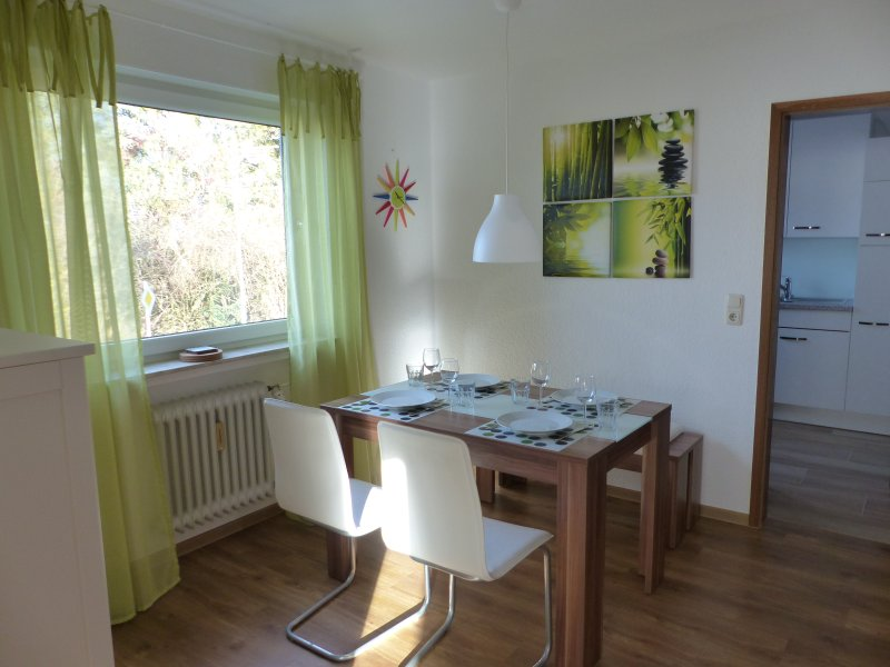 Apartment Sonnenschein, holiday rental in Bad Neustadt an der Saale