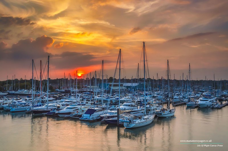Le Yacht Haven Lymington