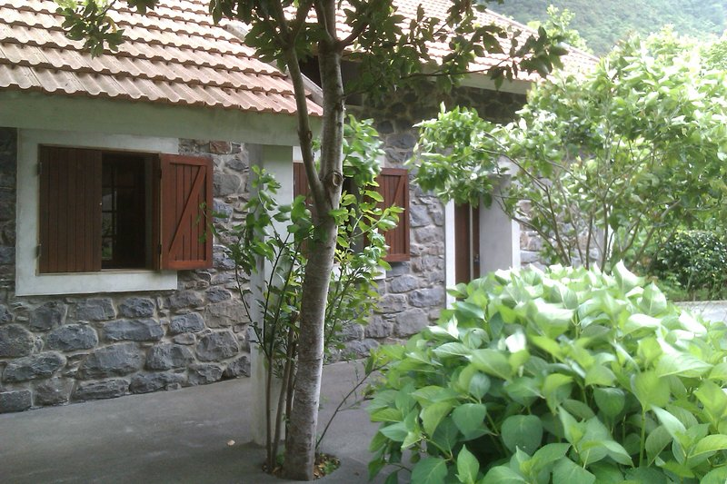 Secluded Cottage  in the middle of wilderness 'Reset', holiday rental in Porto Moniz