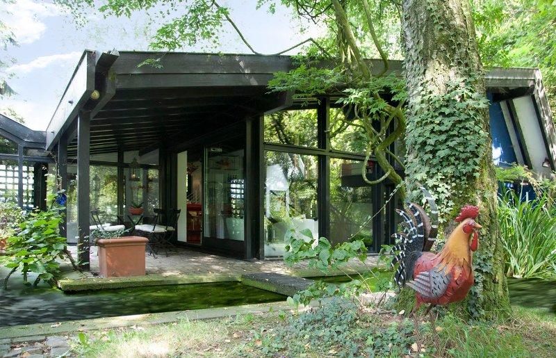 BLAUHAUS im Naturpark Schwalm-Nette, Ruhe und Erholung in romantischer Natur, holiday rental in Bruggen