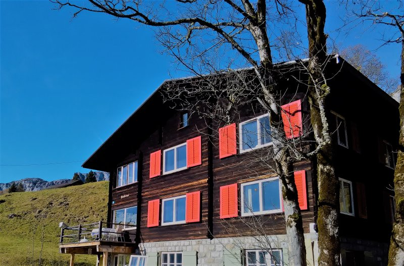 House in the mountains, vacation rental in Muotathal