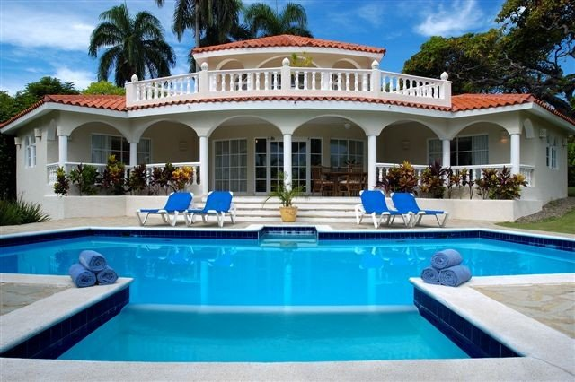 PRIVATE Six Bedroom Crown Villa with Chairman's Circle Samana Elite Members!, vacation rental in Puerto Plata