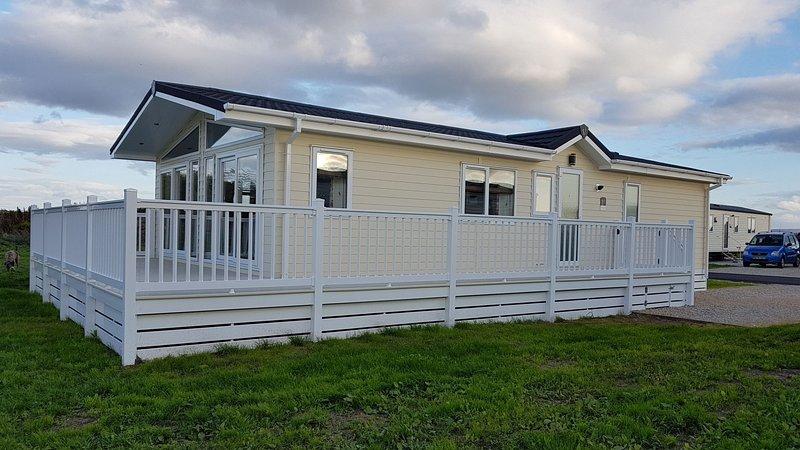 SeaView Lodge, Ferienwohnung in Moray