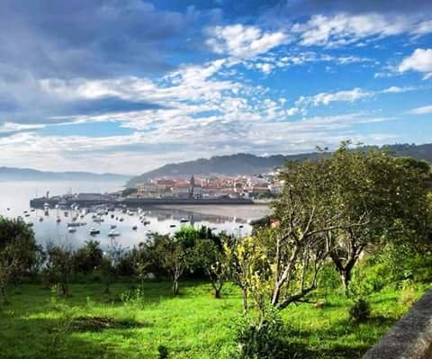 CASA TALLER DE BENITO, Ferienwohnung in Corcubion
