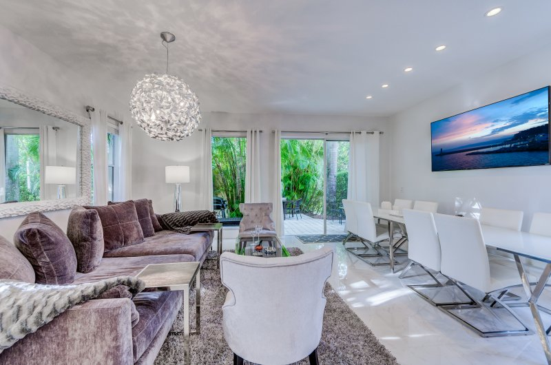 7 room PGA National Single Family 4 BR Home (min 30 days), holiday rental in Palm Beach Gardens