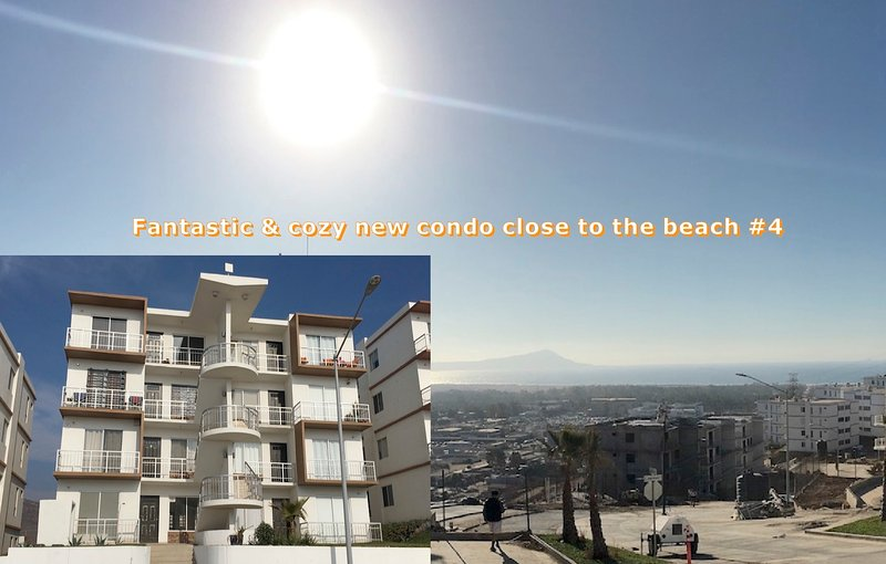 Fantastic & cozy #4: condo close to the beach, holiday rental in Lengueta Arenosa