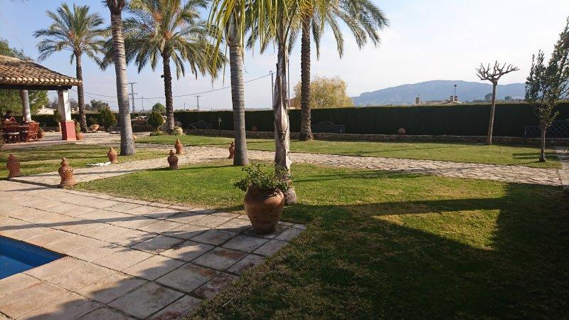 La Casa del Madroño, alquiler vacacional en Bullas