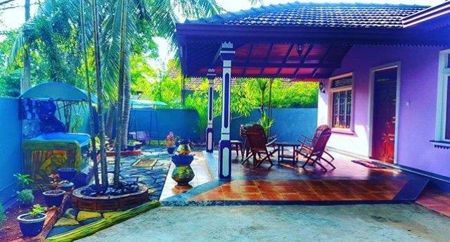 Omar Villa, holiday rental in Kaluwamodara