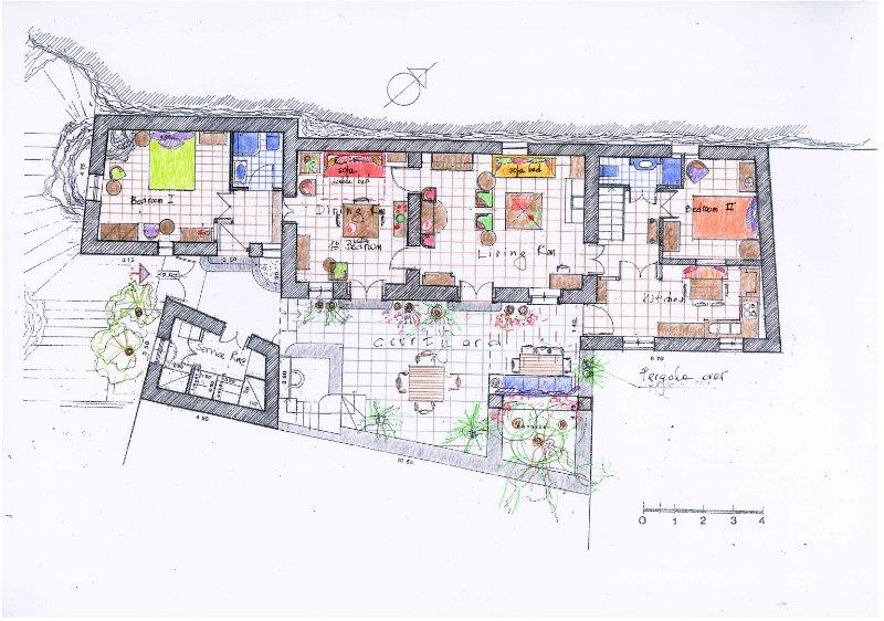 Floor Plan/ground level