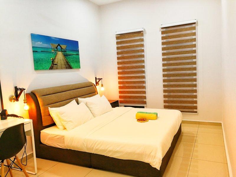 The SNAIL Homestay Melaka, alquiler de vacaciones en Bemban