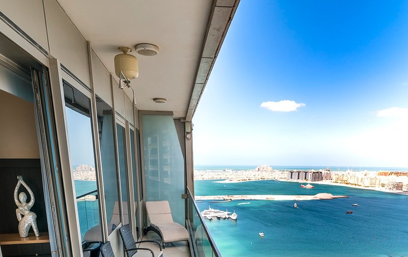 Dubai Ocean Heights floor 30 u. 05, vacation rental in Dubai