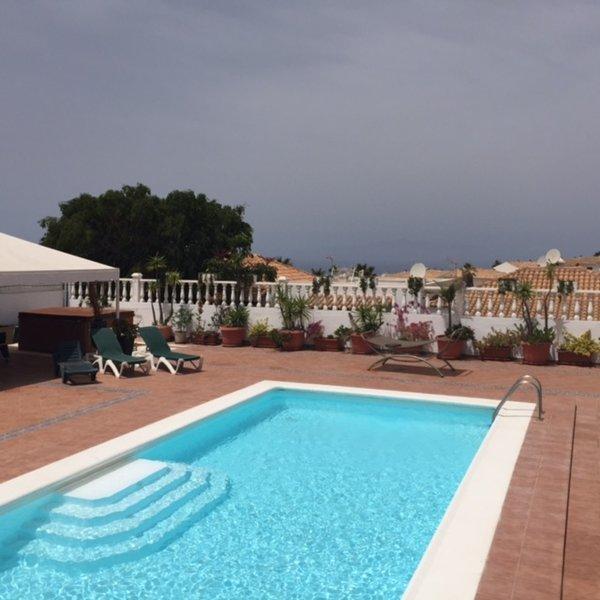casa azul, holiday rental in Chayofa