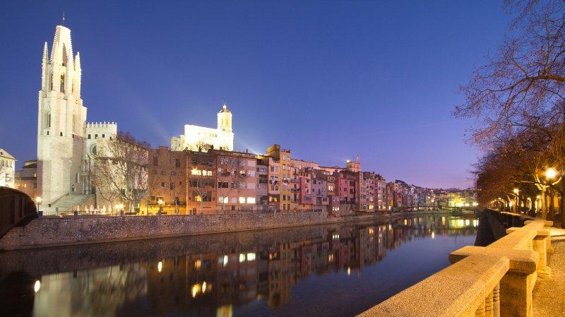 Girona centro storico