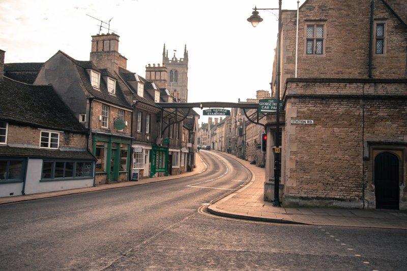 High Street, Stamford