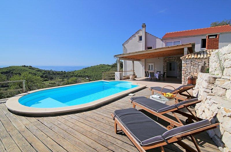 Holiday house Abatros, location de vacances à Mljet Island