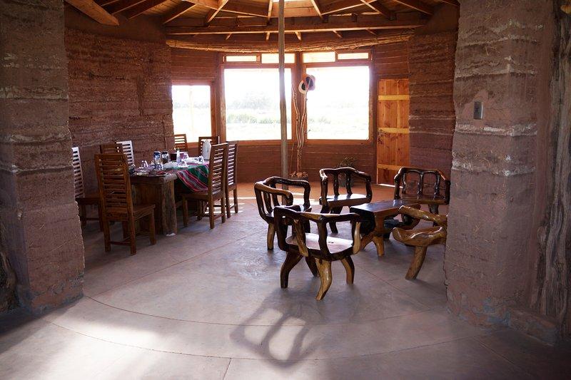 CASA CON HERMOSAS VISTAS CORDILLERA DE LA SAL Y DE LOS ANDES  ,120 M2, holiday rental in Antofagasta Region