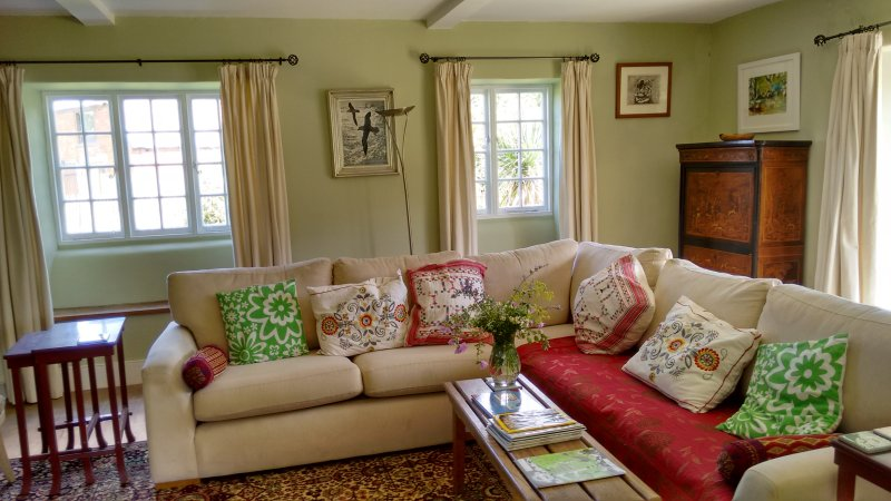 1 sala de estar