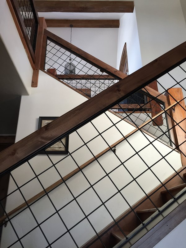 Beautiful craftsmanship throughout the home