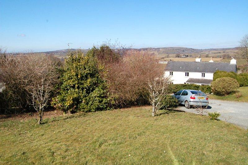 vista Moorland da bungalow