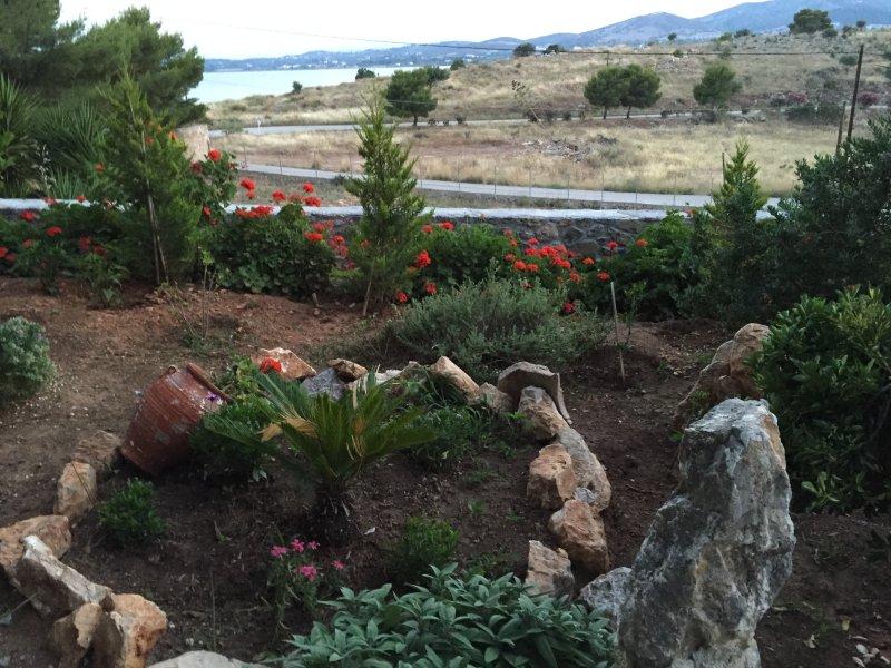 Villa Angelos, vacation rental in Thermisia