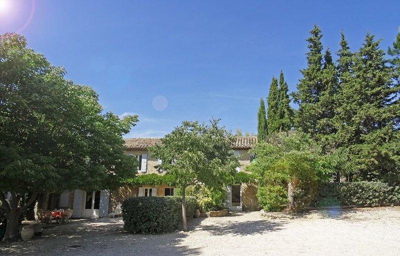 MAS du PERUSSIER -LE PUITS- Provence, Luberon, Maison, 5 personnes., vacation rental in Cucuron
