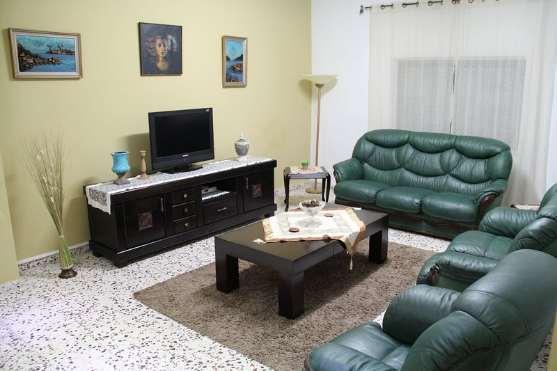 Canawati Apartment, holiday rental in Dead Sea Region