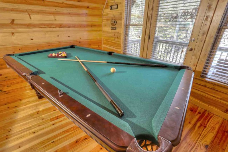 Table de billard ardoise