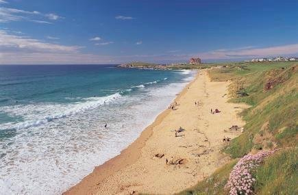 Stunning beaches