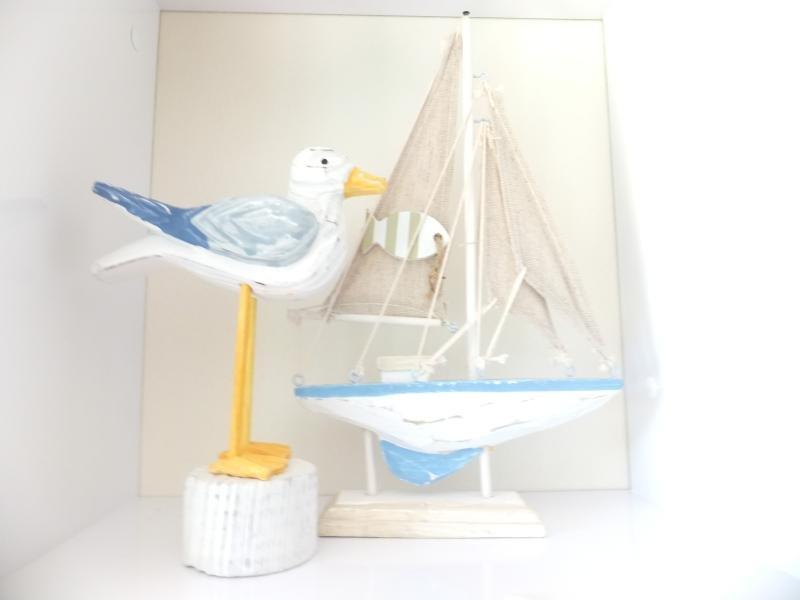 Lovely seaside theme