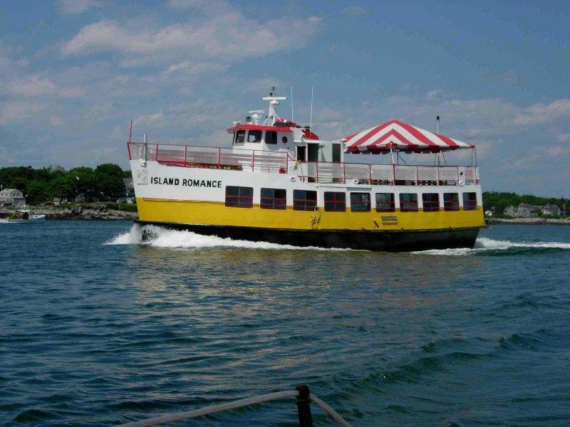 Un ferry Casco Bay Lines.