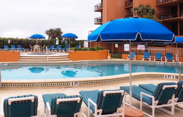 Oceanique Resort Indian Harbour Beach Florida