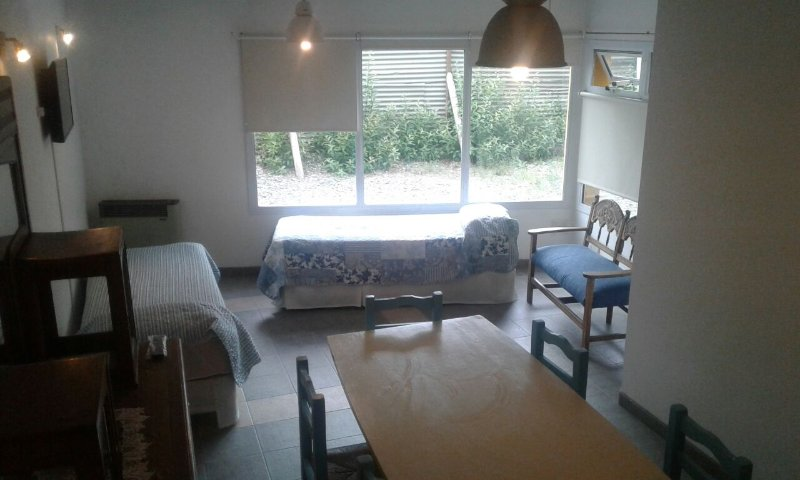 Room - dining room. SOMMIER SINGLE BEDS