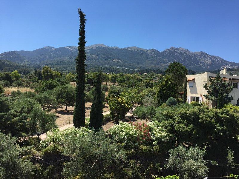 Villa mit Aussicht - Carpe diem, Ferienwohnung in Kós