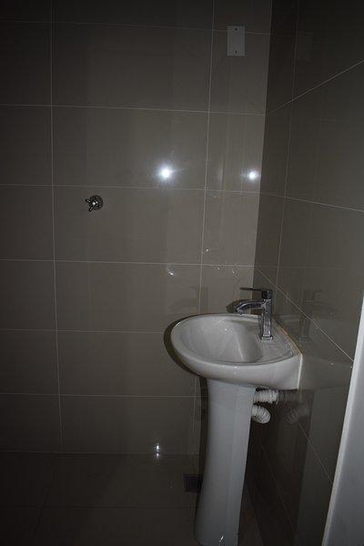 Service area restroom