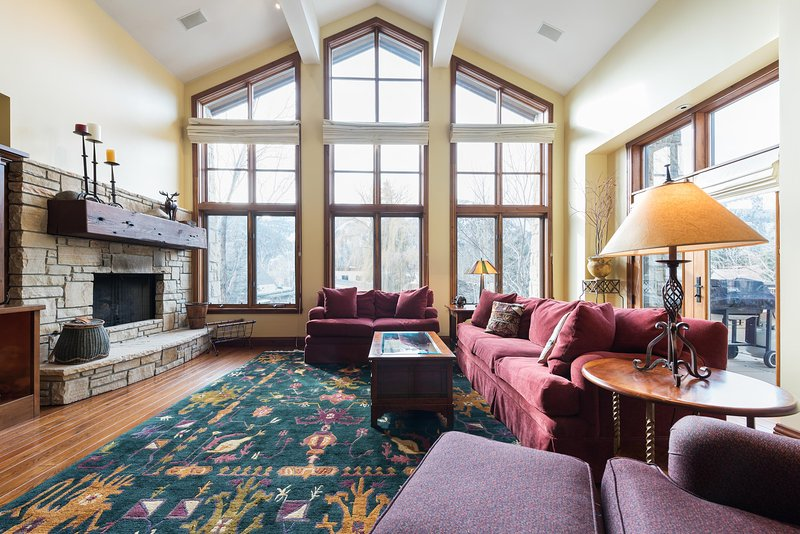 Colonnade Residence 14, vacation rental in Sun Valley-Ketchum