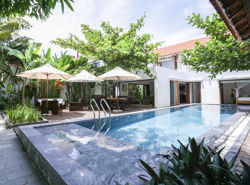 Banyan Ocean Villa, alquiler vacacional en Hoi An