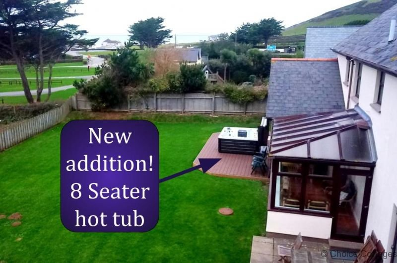 CROYDE HIGH TIDE | 6 Bedrooms, holiday rental in Braunton