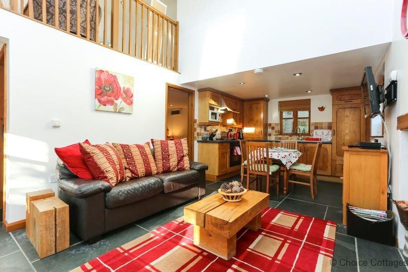 CROYDE THATCHERS HIDEAWAY | 2 Bedrooms, casa vacanza a Saunton