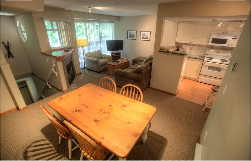 Open Kitchen and Lots of Space