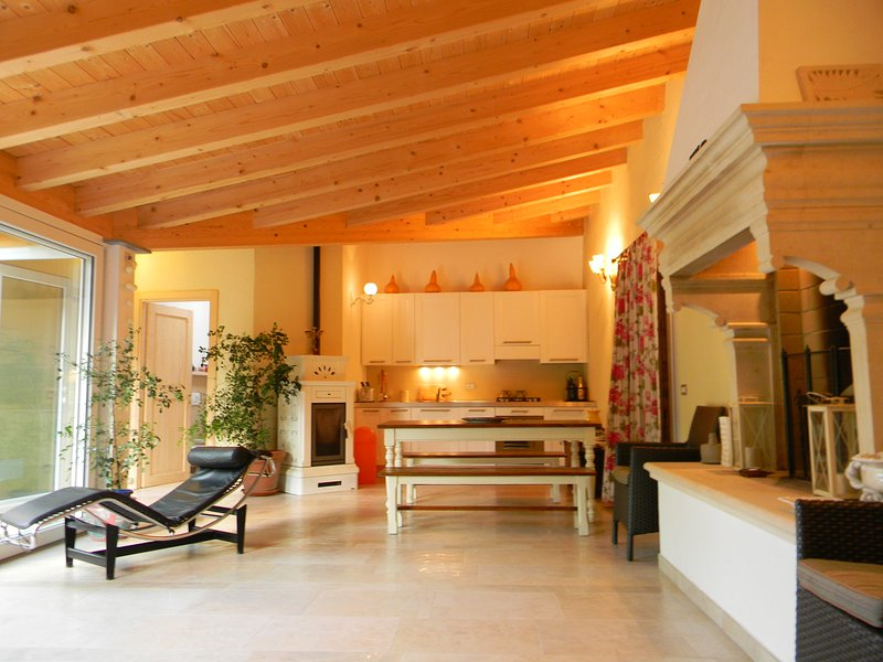 CASA FELIX, a retreat in the vineyards of Soave and Valpolicella, holiday rental in San Pancrazio