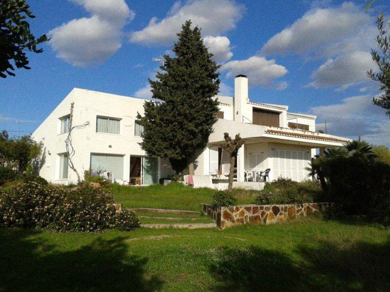 Casa de Playa en Torrdembarra, casa vacanza a Bonastre