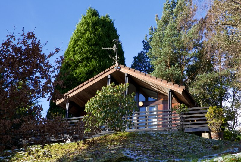 The Crannog (3 Bedrooms), location de vacances à Loch Tay
