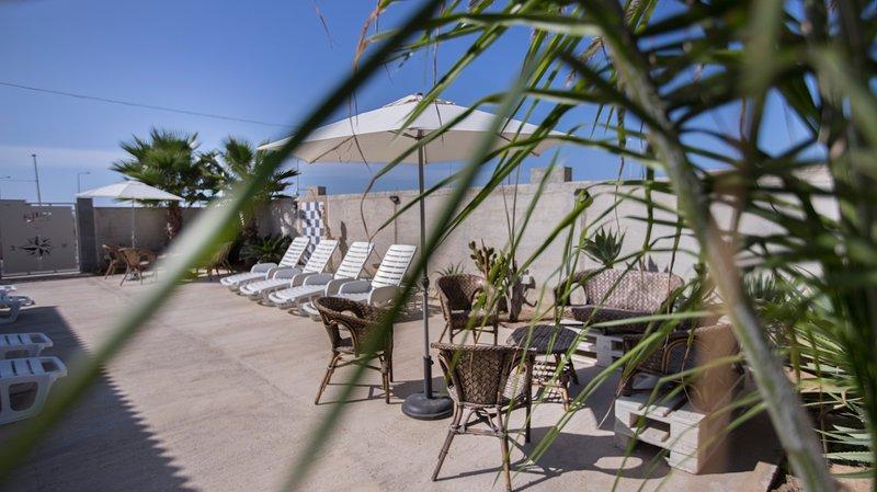 Villa Barletta appartamento mansardato al primo piano numero 5, holiday rental in Acate