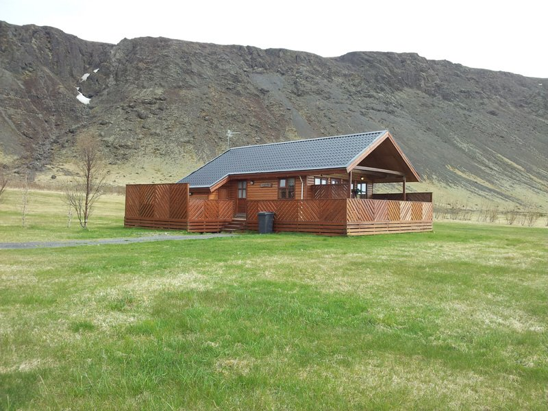 Fjallstún Cottage, holiday rental in Arborg